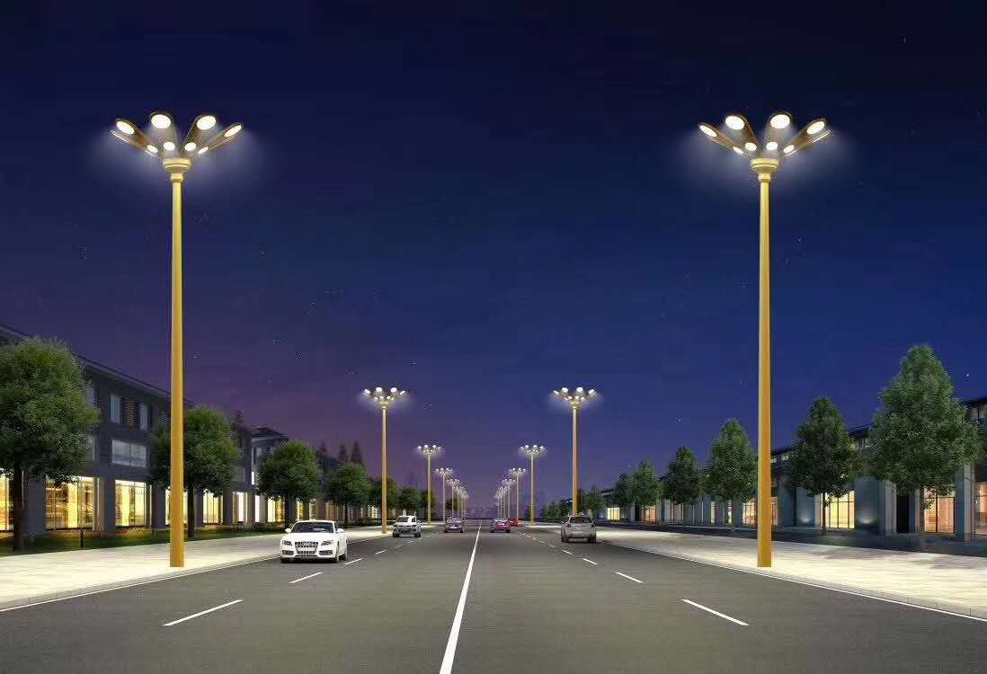 青海景观灯-武威高杆灯价格-武威高杆灯安装
