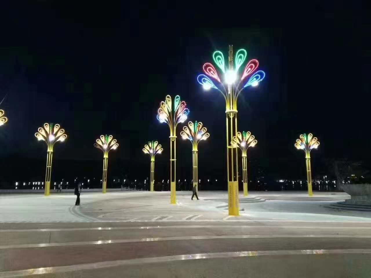 宁夏草坪灯-西宁庭院路灯安装-西宁庭院路灯定制