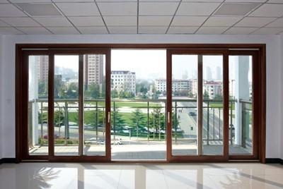 宁夏推拉门-银川卫生间门-银川折叠门厂家供应-找安米系统门窗