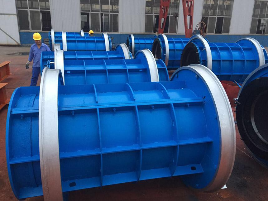 立式挤压水泥制管模具-立式水泥制管模具【峻达】