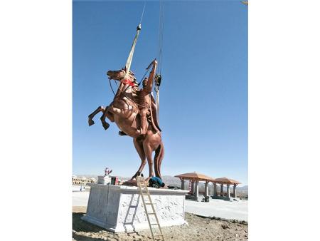 葫芦岛园林景观雕塑厂家-绥化园林景观雕塑厂家