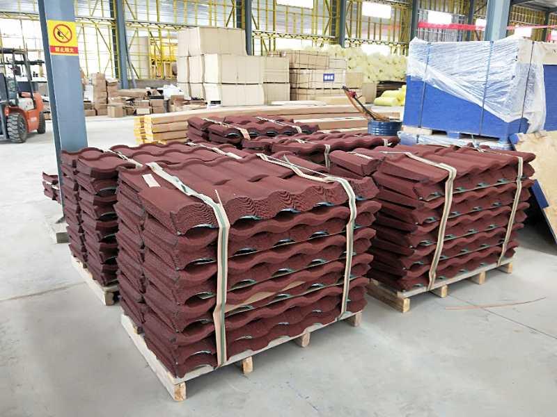 武威彩石金屬瓦-供應甘肅高質量的彩石金屬瓦