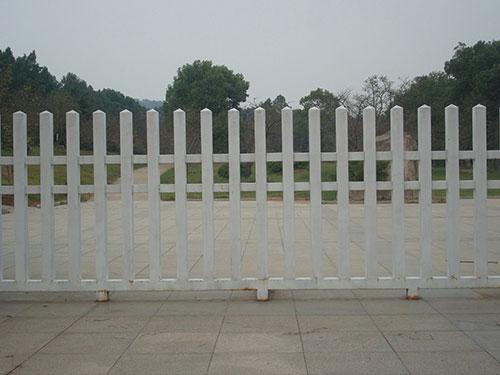 陕西PVC围栏定制-汉中PVC围栏报价-汉中PVC围栏多少钱