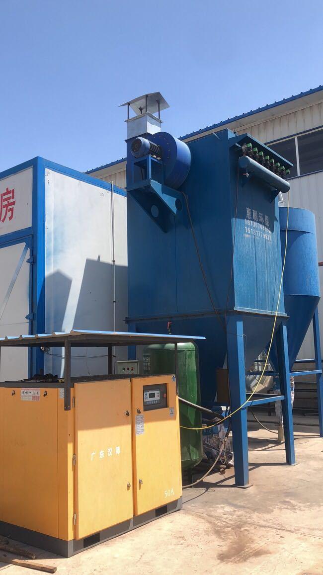 中卫喷砂除锈-银川创立伟机电设备银川大型设备喷砂除锈厂家
