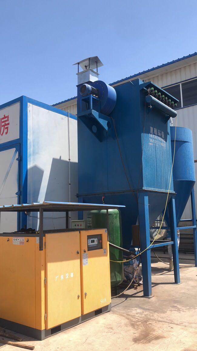 大型设备除锈报价|供应宁夏质量好的银川大型设备喷砂除锈
