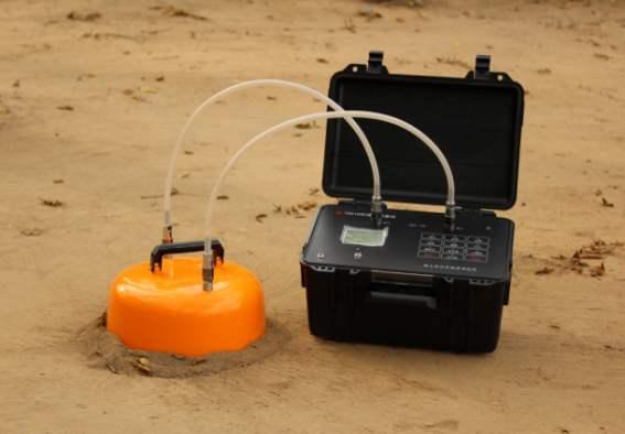 万宁土壤检测-众科环境检测-信誉好的海南土壤氡检测公司
