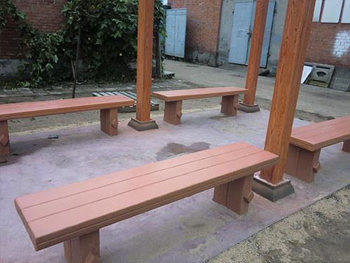 陕西仿木坐凳报价-宝鸡仿木座椅生产厂家-宝鸡仿木座椅制作