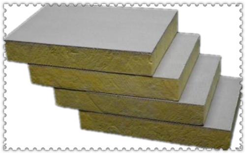 具有口碑的竖丝岩棉复合板供应商当属廊坊庆源 高质量的竖丝岩棉复合板