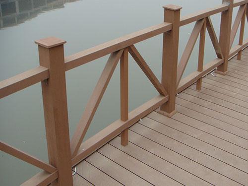 西安塑木护栏生产厂家-延安塑木护栏报价-延安塑木护栏多少钱