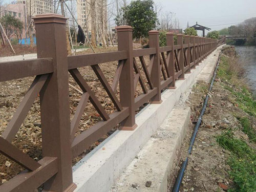 塑木护栏厂家-口碑好的塑木护栏厂家