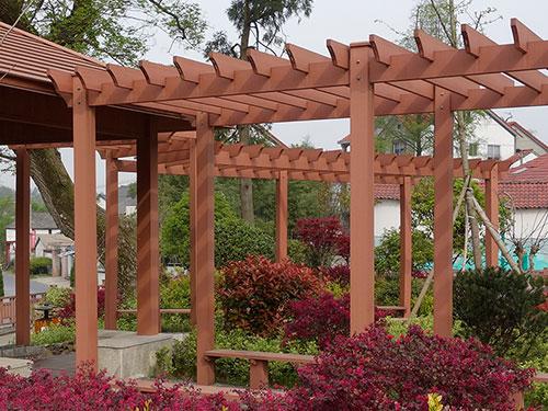 园林长廊多少钱-延安园林长廊制作-延安园林长廊批发