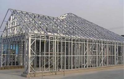 驻马店轻钢别墅房屋优点-洛阳材质好的轻钢别墅房屋出售