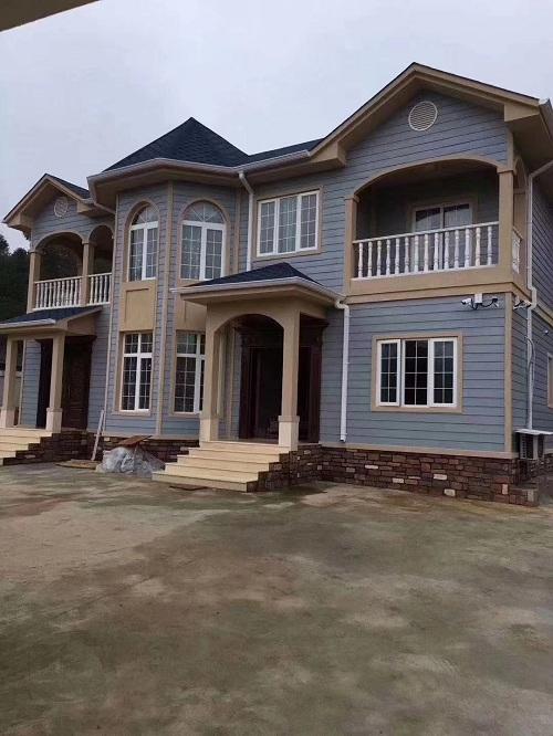 轻钢别墅厂家低价销售-三门峡轻钢别墅房屋优点