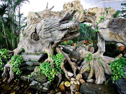 陕西公园景观小品定制-铜川公园景观小品厂家