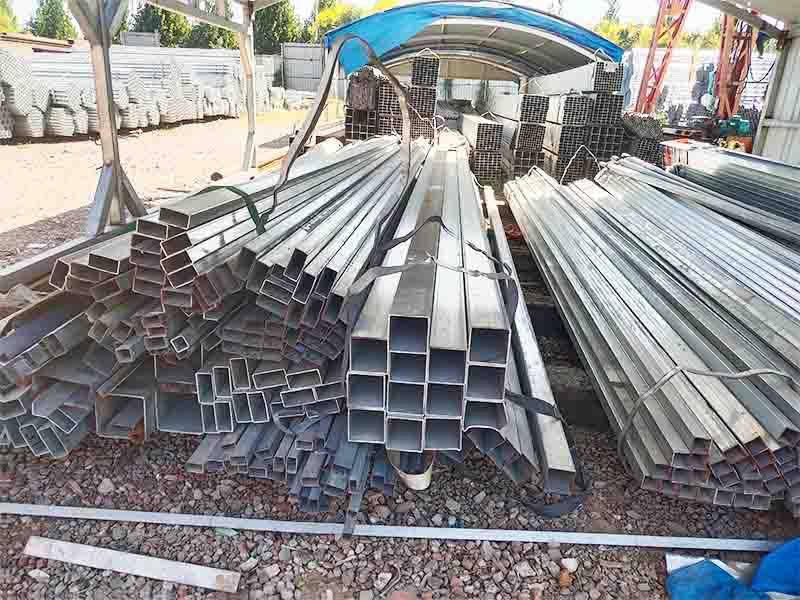 浙江鍍鋅方管-河北鍍鋅方管廠家-河北鍍鋅方管價格