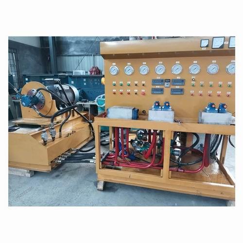 液压泵 液压马达 液压油缸综合型试验台