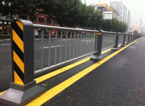 城市交通護欄價格-方管護欄制造-方管護欄安裝