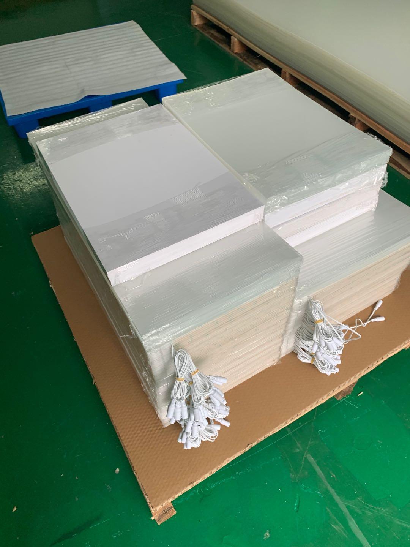 批發壓克力發光板定制生產有機玻璃亞克力導光板定做