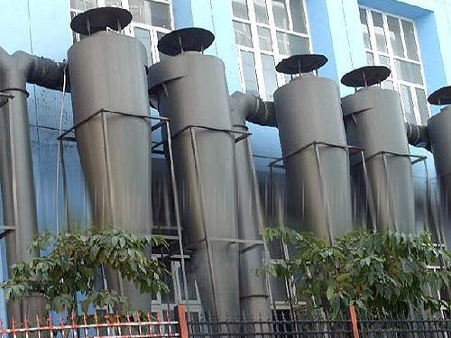 山西鍋爐旋風分離器-山東多管降溫旋風分離器