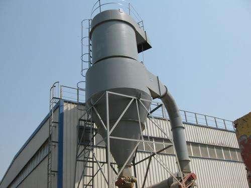定制小型木屑旋風分離器-多管降溫旋風分離器價格