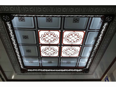 铝扣天花板厂家-兰州耐用的兰州铝扣板出售