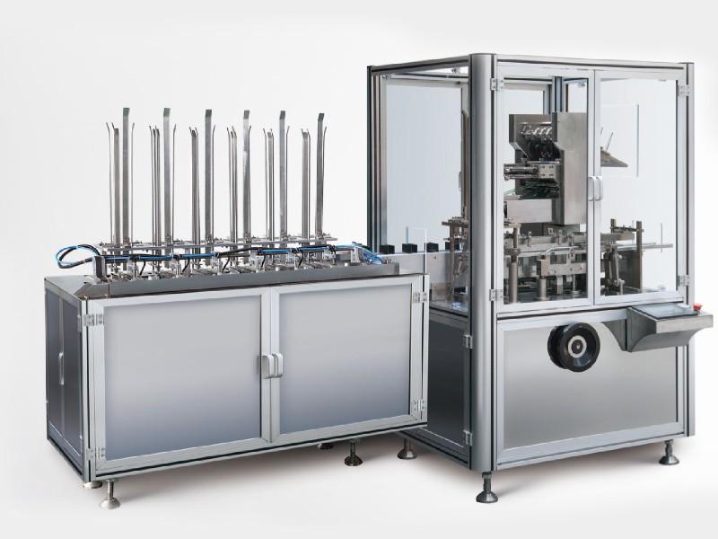 GSZ-120D全自动装盒机