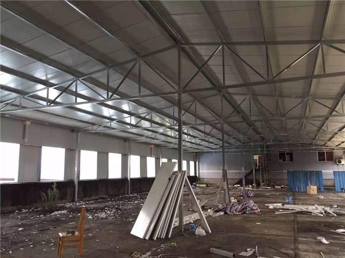 额尔古纳钢结构厂家_供应优良彩钢钢结构
