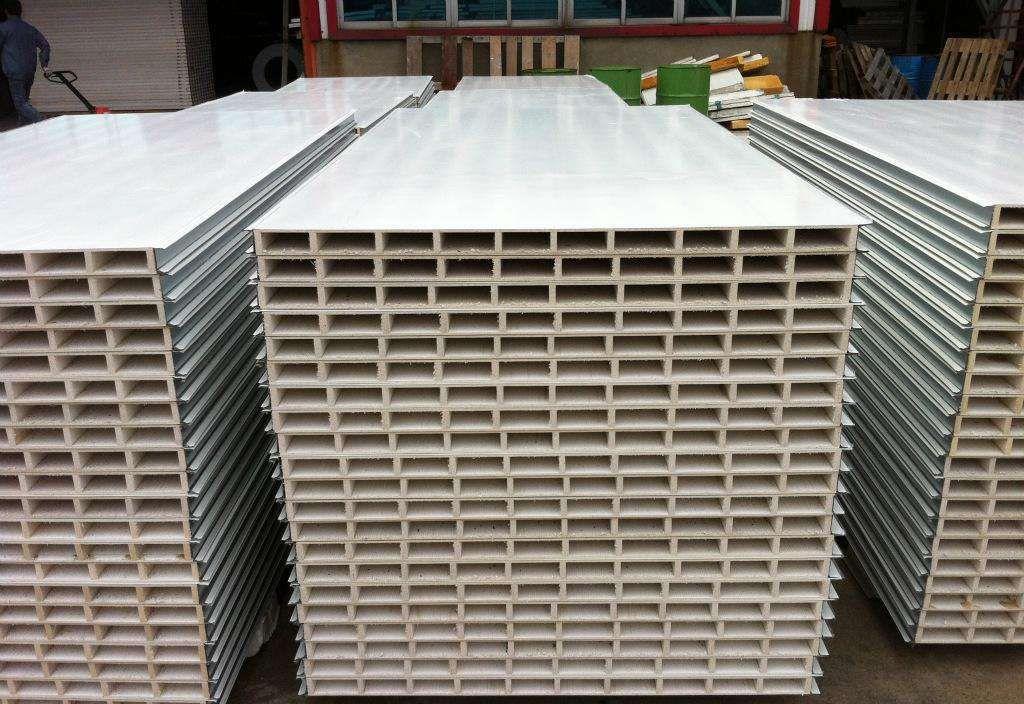 郑州中空玻镁净化板厂家-开封中空玻镁净化板