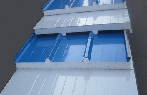 牙克石防火保温板-彩钢复合板内蒙古洪涛钢结构
