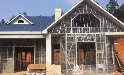 钢结构民房-安阳轻钢结构房子-鹤壁轻钢结构房子