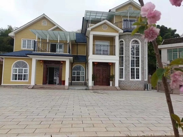 轻钢结构房屋价位-厂家的轻钢结构房子