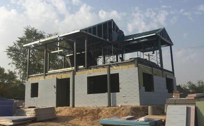 洛阳轻钢结构房供应厂家-用轻钢结构造房子有哪些优点