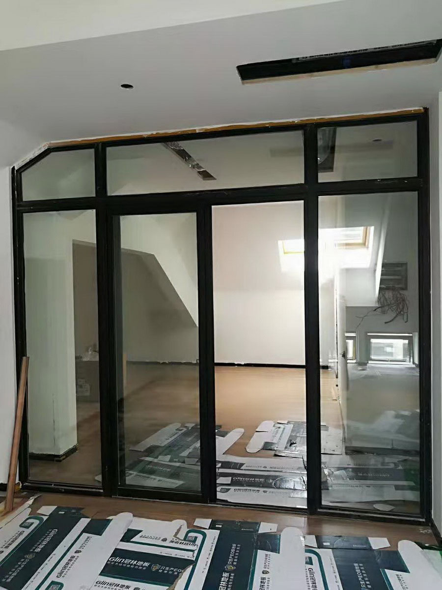 海口钢化玻璃-哪里有卖断桥铝合金门窗