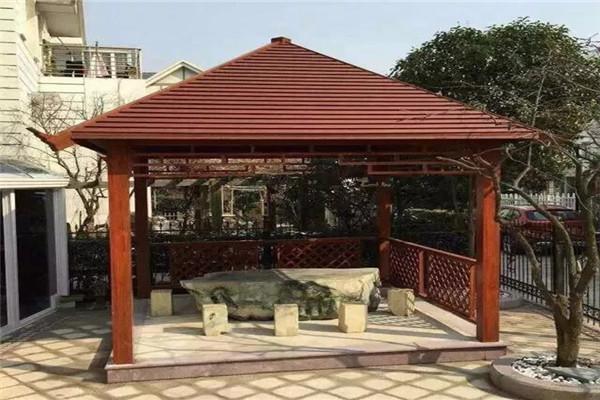 铝合金凉亭生产厂家-山东省的现代凉亭供应商