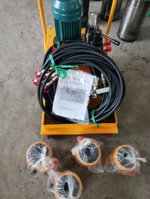 耐用的板式换热器液压扳手九洲液压供应 新疆板式换热器夹紧器
