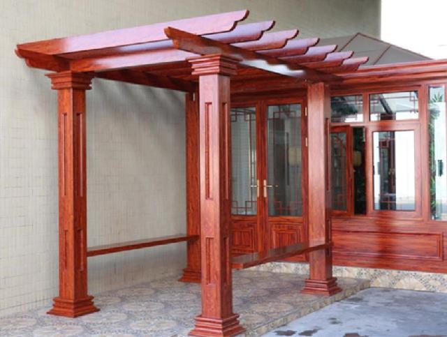 阳台铝合金凉亭花架加工安装-现代花架加工厂-现代花架安装厂家