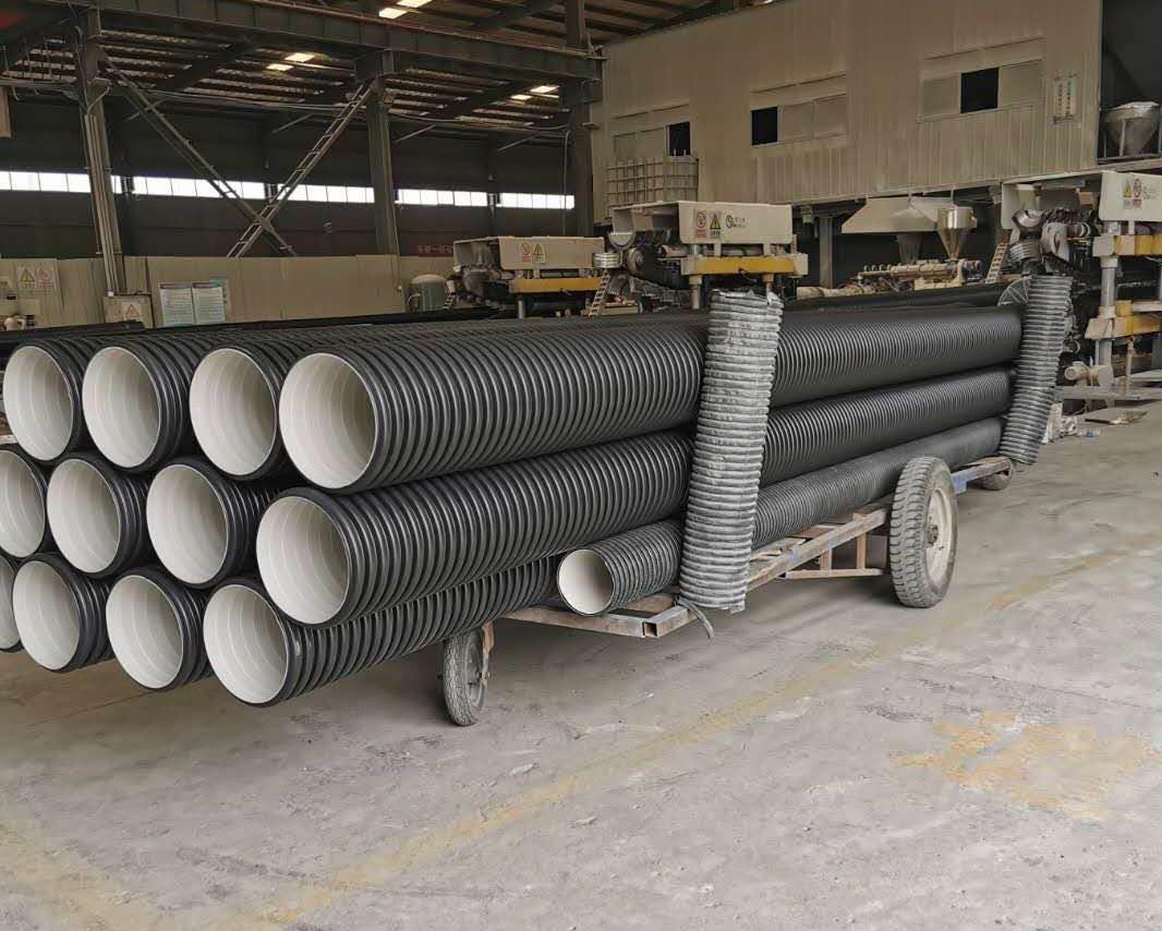 盐池PE波纹管厂-宁夏双宇航管业提供的PE波纹管价钱怎么样