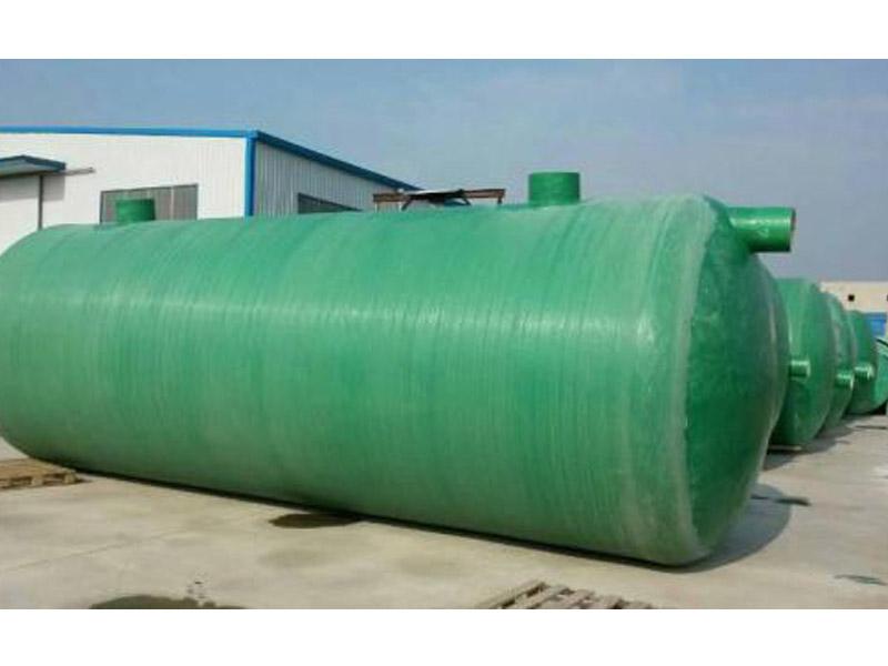 定抽玻璃钢化粪池厂家 规格型号齐全质量保证
