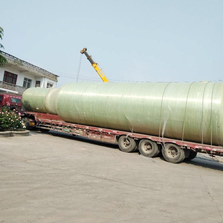 许昌安阳玻璃钢化粪池-耐用实用玻璃钢化粪池厂家
