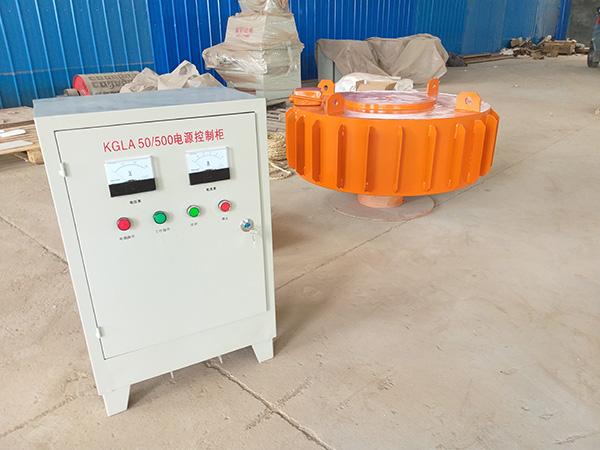 永磁除铁器哪里有-干式除铁器设备-干式除铁器厂