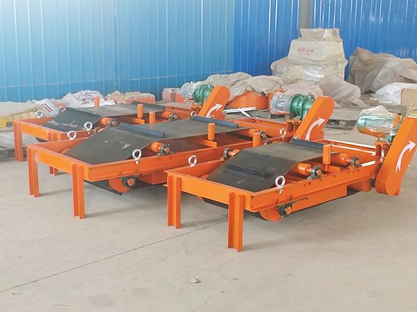 强磁除铁器经销-干式除铁器矿用-油冷除铁器设备