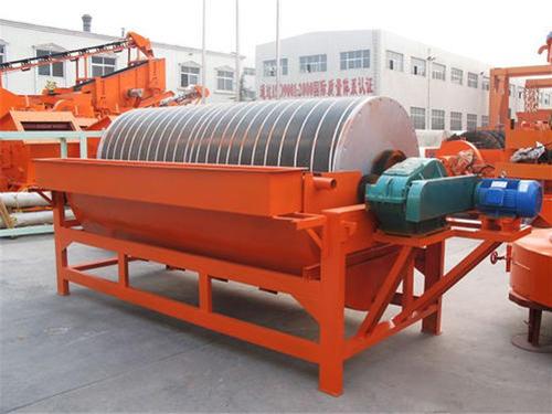 干粉磁选机生产厂家-永磁滚筒供应-永磁滚筒价格