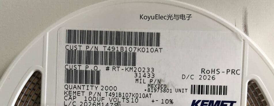 T520V337M004ATE009