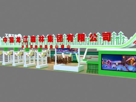 黑龙江展会布置|想找高质量的哈尔滨展会搭建,就来哈尔滨北展