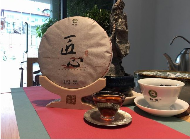 勐舍普洱茶——2014年匠心熟普