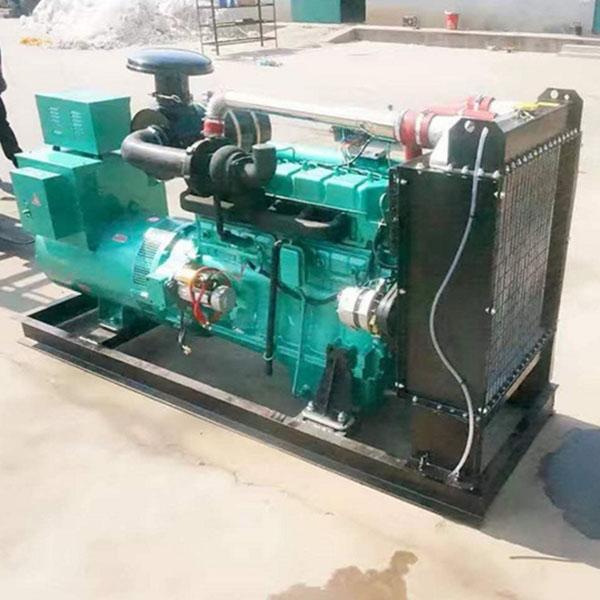 上柴发电机组-想买优良的100KW发电机组就选择航睿发电设备