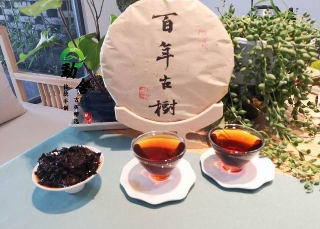 勐舍普洱茶:2012年古树熟