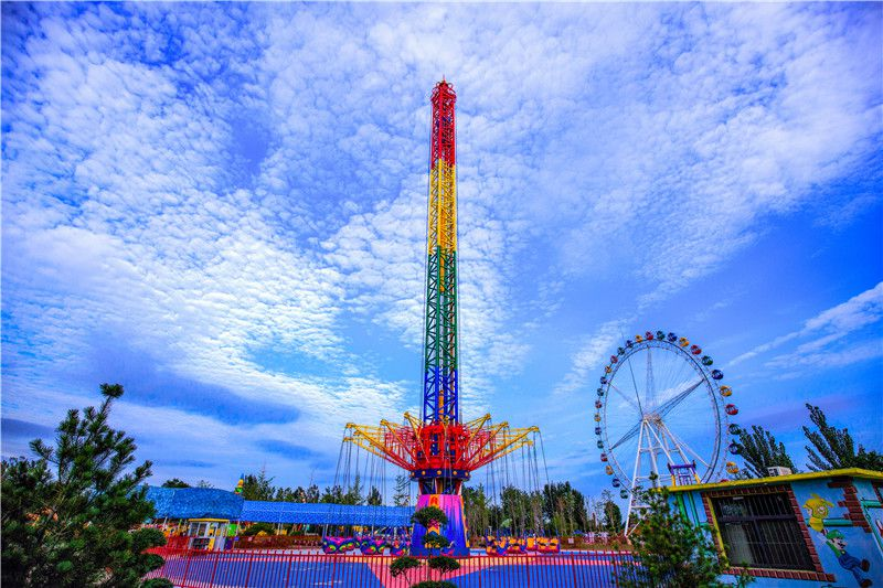 青州哪里好玩,青州春节游乐场打卡,青州游乐场打卡