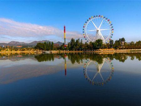 青州哪里有摩天轮——青州附近哪里好玩【九龙峪】
