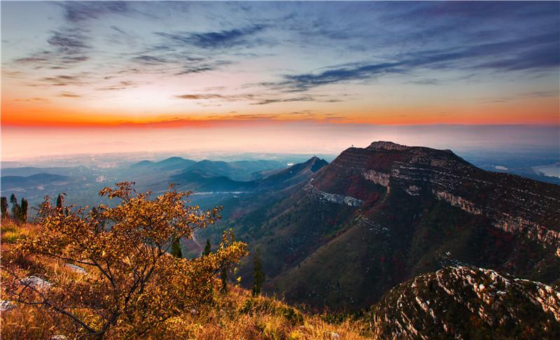 九龙峪景区-青州九龙峪哪里好玩-青州九龙峪推荐